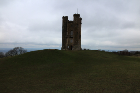 Broadway Tower, Cotswold Way
