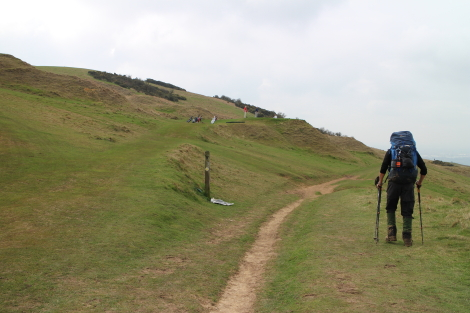 Cleeve Common, Cotswold Way