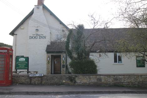 Dog Inn, Old Sodbury, Cotswold Way