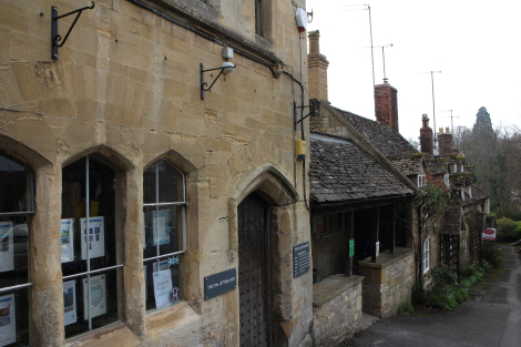 Valentine St, Winchcombe, Cotswold Way