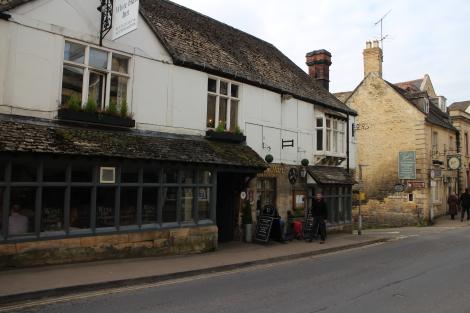 White Hart Inn, Whinchcombe