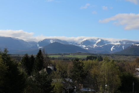 Cairngorm Mountains