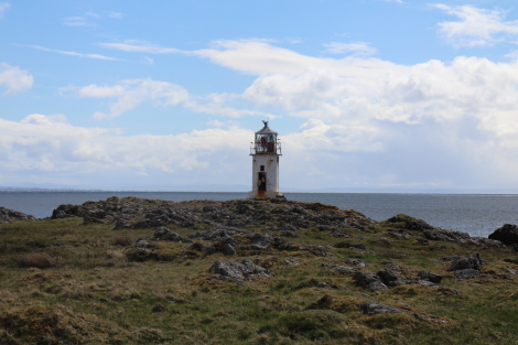 Lighthouse, Isle of Bute