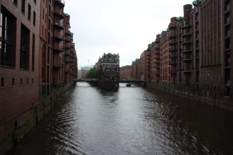 Speicherstadt (Warehouse District) Hamburg