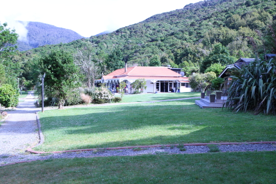 QCT Accommodation in style- Furneaux Lodge