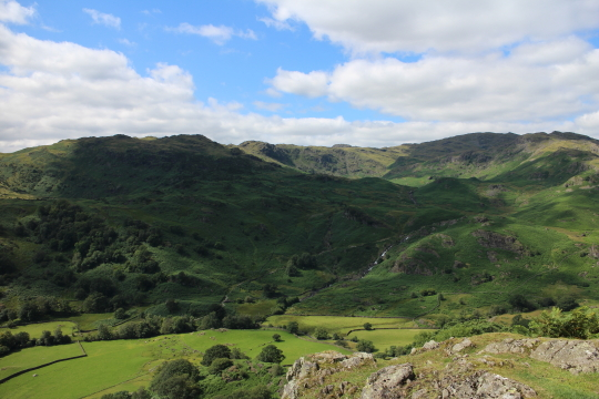 View from Helm Crag