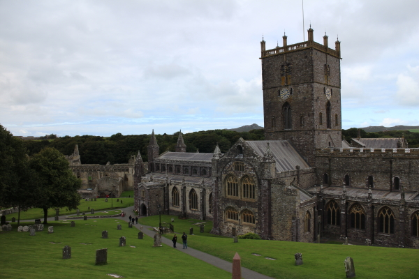 St Davids' Cathedral, Pembrokeshire